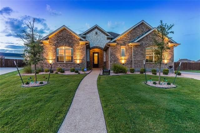 405 Red Rock Court, Mcgregor, TX 76657 (MLS #202848) :: A.G. Real Estate & Associates