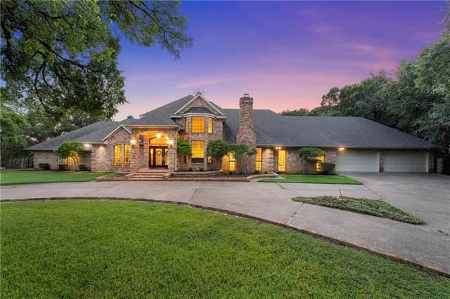 84 River Ridge Drive, Waco, TX 76705 (MLS #202864) :: NextHome Our Town