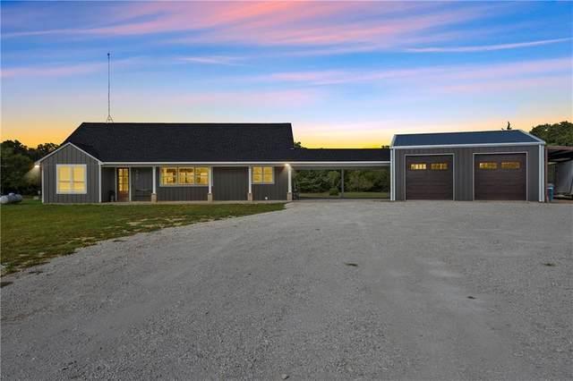 332 Kelinske Road, Elm Mott, TX 76640 (MLS #202905) :: A.G. Real Estate & Associates