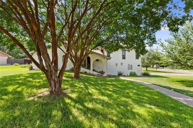 312 Opal Street, Hewitt, TX 76643 (MLS #202910) :: NextHome Our Town