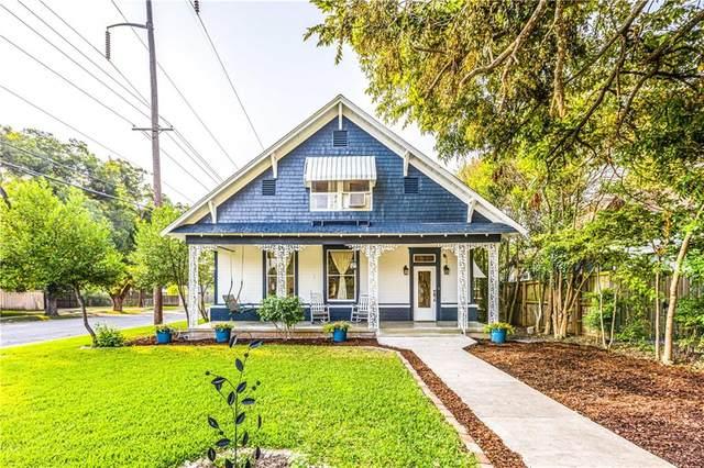 2700 Sanger Avenue, Waco, TX 76707 (MLS #202923) :: NextHome Our Town