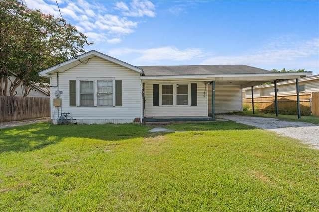 3520 Memorial Drive, Waco, TX 76711 (MLS #202969) :: NextHome Our Town
