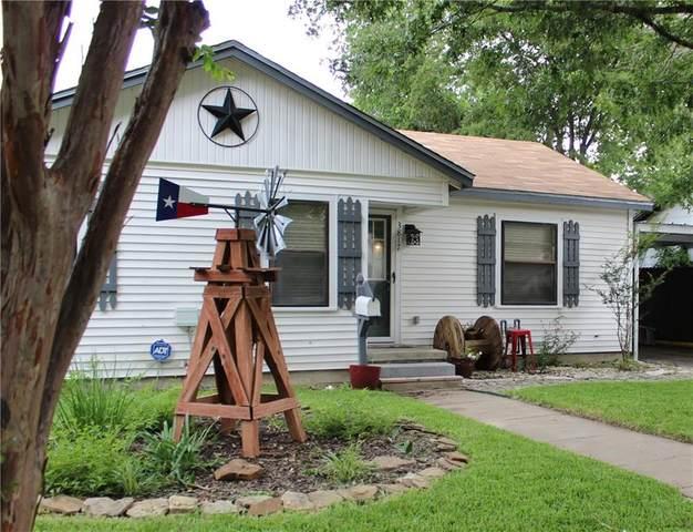 3817 Leland Avenue, Waco, TX 76708 (#202981) :: Homes By Lainie Real Estate Group
