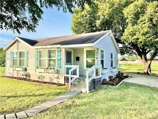 214 Nathaniel Mccoy Street, Waco, TX 76704 (MLS #202990) :: NextHome Our Town