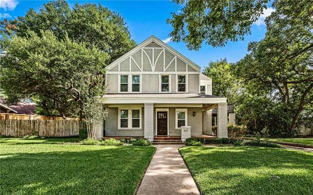 307 Crescent Road, Waco, TX 76710 (MLS #202998) :: A.G. Real Estate & Associates