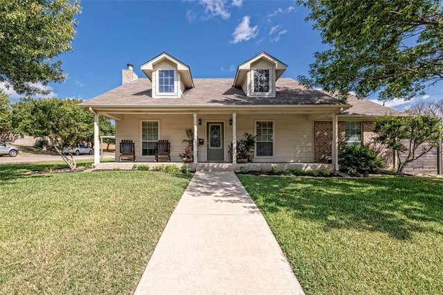 2307 White Street, Clifton, TX 76634 (MLS #203007) :: A.G. Real Estate & Associates