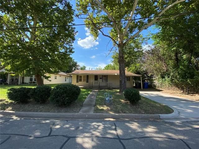 1541 Clark Avenue, Waco, TX 76708 (MLS #203032) :: NextHome Our Town
