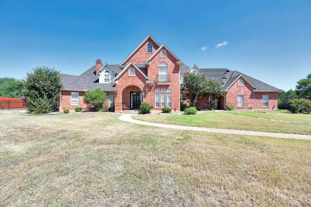 3508 Baylor Camp Road, Crawford, TX 76638 (MLS #203038) :: NextHome Our Town