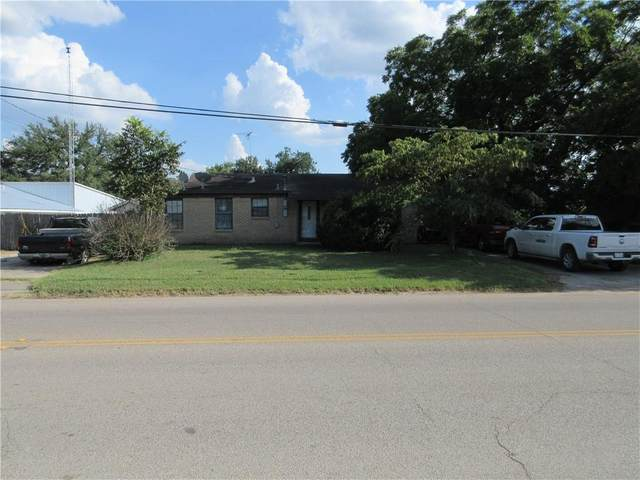 1206 Live Oak Street, Marlin, TX 76661 (MLS #203070) :: NextHome Our Town