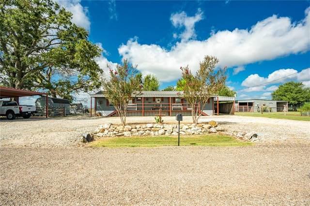 203 Cr 255 Road, Reagan, TX 76680 (MLS #203075) :: A.G. Real Estate & Associates