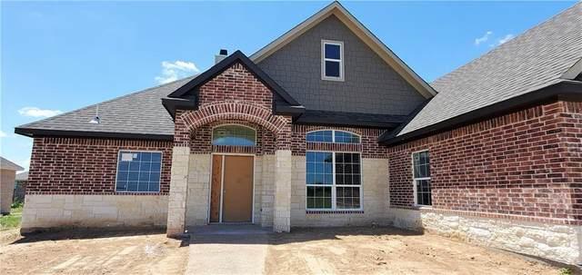 386 Frederick Drive, Robinson, TX 76706 (MLS #203079) :: NextHome Our Town