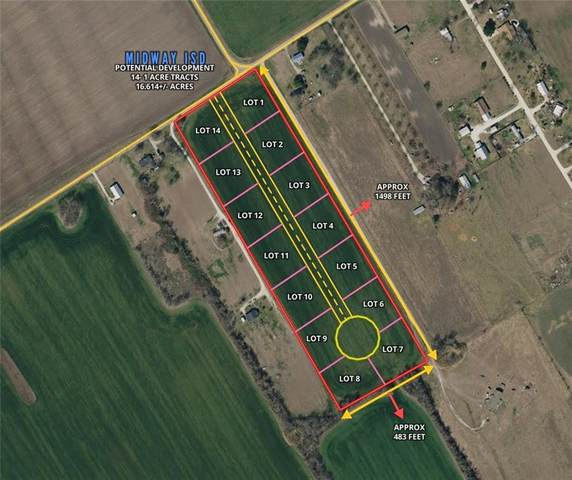 TBD Willow Grove Road, Woodway, TX 76712 (MLS #203102) :: A.G. Real Estate & Associates