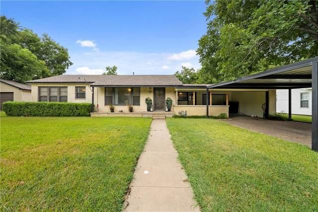 410 N Oak Street, Waco, TX 76705 (MLS #203108) :: A.G. Real Estate & Associates