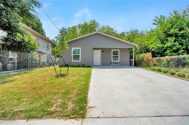 1124 N 13th Street, Waco, TX 76707 (MLS #203173) :: A.G. Real Estate & Associates
