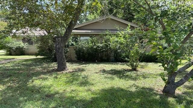 121 Faye Street, Waco, TX 76705 (MLS #203184) :: NextHome Our Town