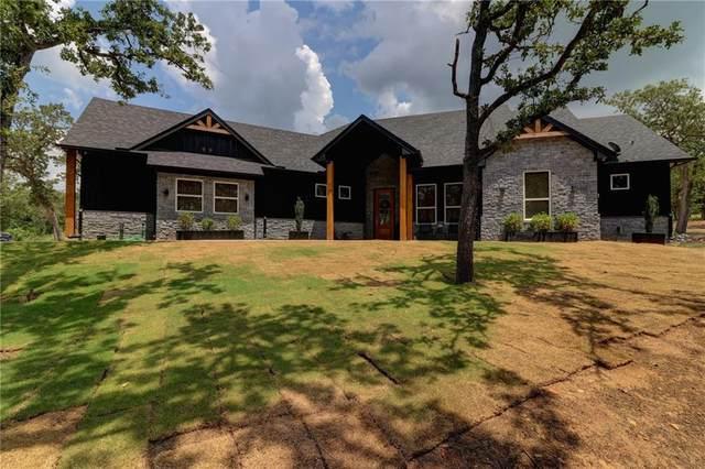 166 Oak Ridge Loop, Whitney, TX 76692 (MLS #203204) :: A.G. Real Estate & Associates