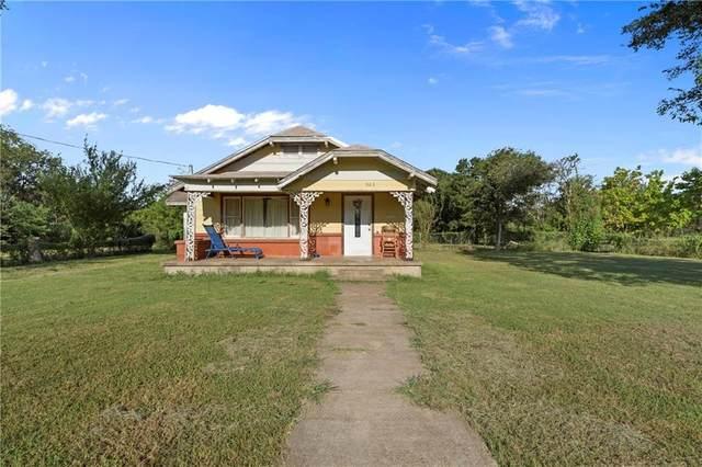803 Bennett Street, Marlin, TX 76661 (MLS #203231) :: A.G. Real Estate & Associates