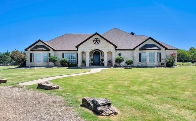 1080 Fm 936 Road, Hubbard, TX 76648 (MLS #203234) :: A.G. Real Estate & Associates