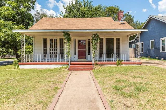 2625 Ethel Avenue, Waco, TX 76707 (MLS #203279) :: NextHome Our Town