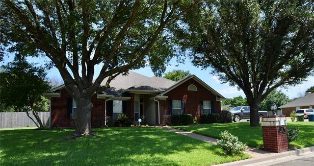 792 Eagles Nest Drive, Hewitt, TX 76643 (MLS #203292) :: NextHome Our Town