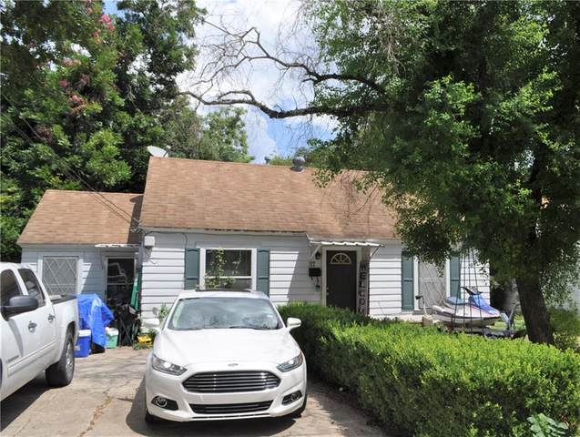 117 Victory Drive, Beverly Hills, TX 76711 (MLS #203309) :: A.G. Real Estate & Associates