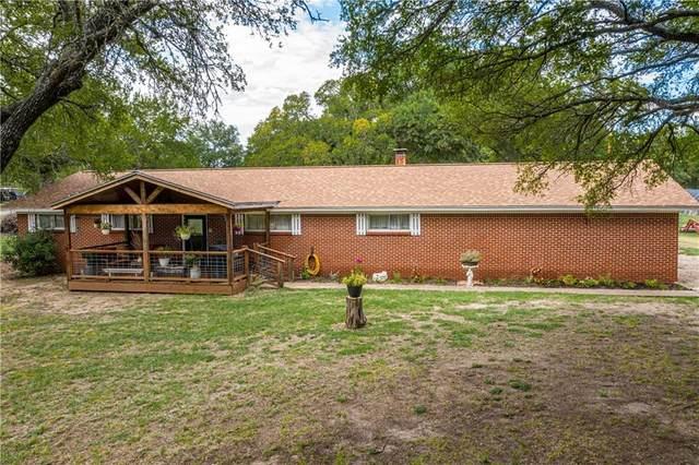 1801 Old Osage Road, Gatesville, TX 76528 (MLS #203311) :: A.G. Real Estate & Associates