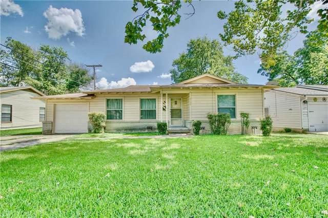 3108 Daughtrey Avenue, Waco, TX 76711 (MLS #203351) :: A.G. Real Estate & Associates