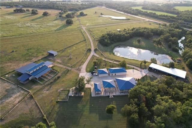 21125 State Hwy 95, Holland, TX 76534 (MLS #203355) :: A.G. Real Estate & Associates