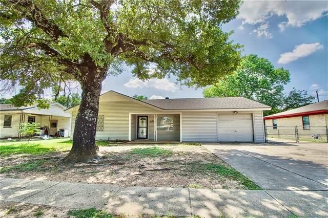 204 Cresthill Drive, Waco, TX 76705 (MLS #203408) :: A.G. Real Estate & Associates