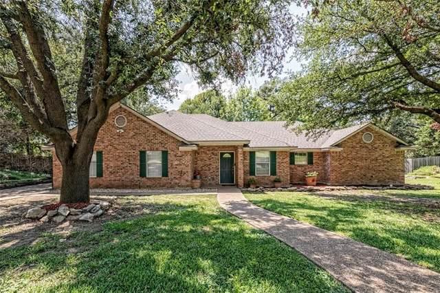 205 Westlane Circle, Woodway, TX 76712 (MLS #203420) :: A.G. Real Estate & Associates