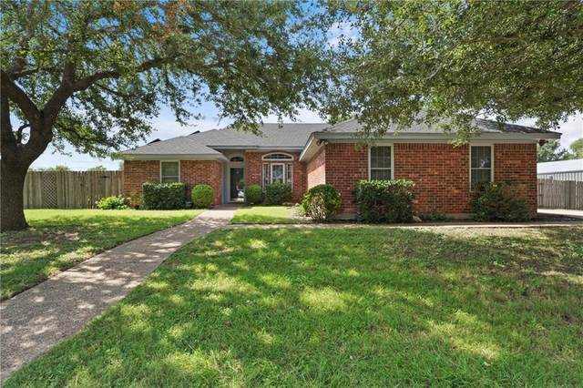803 Eagles Nest Drive, Hewitt, TX 76643 (MLS #203449) :: NextHome Our Town