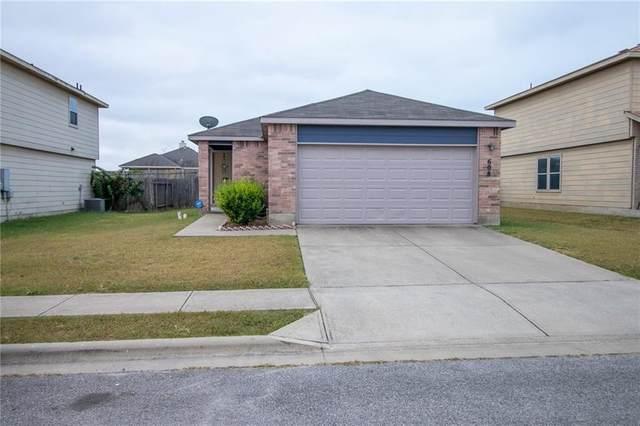 608 Perseus Drive, Killeen, TX 76542 (MLS #203455) :: A.G. Real Estate & Associates