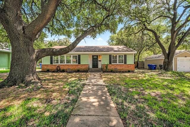 4024 Hubby Avenue, Waco, TX 76710 (MLS #203461) :: NextHome Our Town