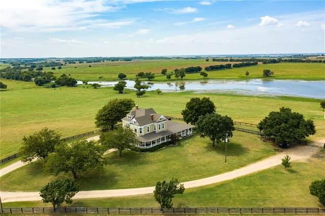 7582 Spring Valley Road, Moody, TX 76557 (MLS #203465) :: A.G. Real Estate & Associates