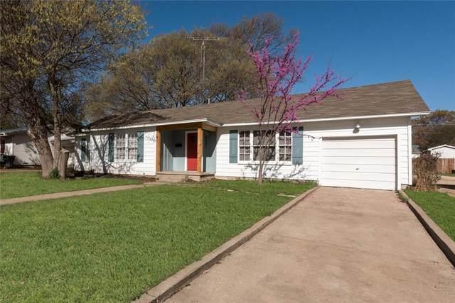 4001 Sanger Avenue, Waco, TX 76710 (MLS #203469) :: NextHome Our Town