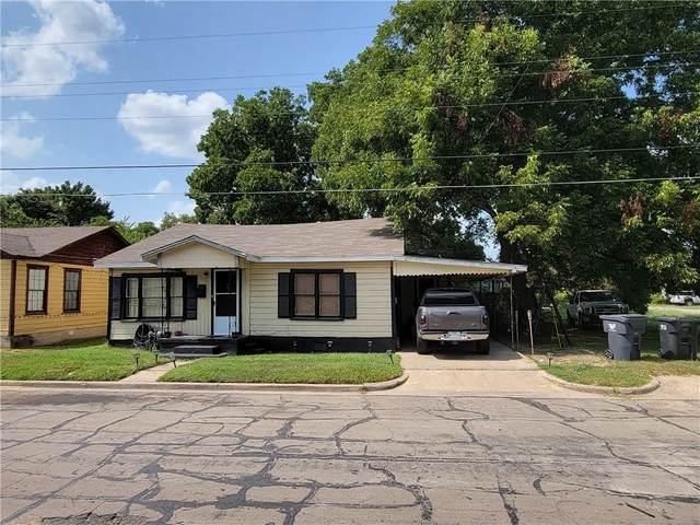 1508 Witt Street, Waco, TX 76704 (MLS #203472) :: A.G. Real Estate & Associates