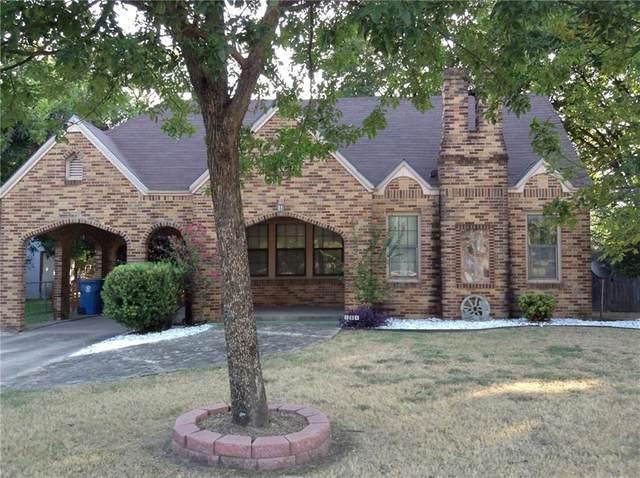 604 N Magnolia Avenue, Hubbard, TX 76648 (MLS #203499) :: NextHome Our Town