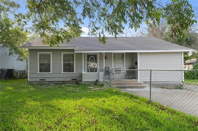3809 Belmont Drive, Waco, TX 76711 (MLS #203501) :: A.G. Real Estate & Associates