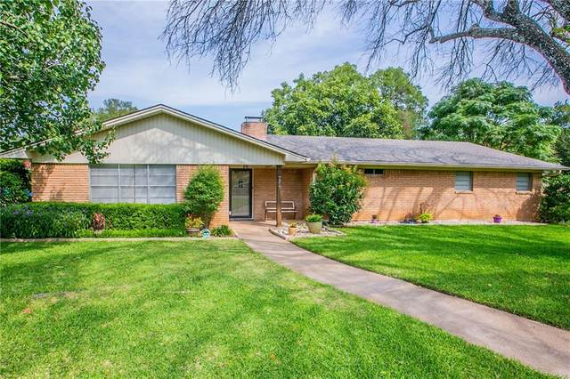 7317 Brentwood Circle, Woodway, TX 76712 (MLS #203504) :: NextHome Our Town