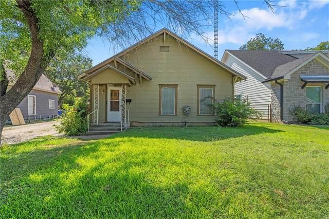 2104 Reuter Avenue, Waco, TX 76708 (MLS #203510) :: NextHome Our Town
