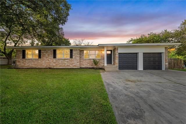 2721 Alta Vista Circle, Waco, TX 76706 (MLS #203559) :: A.G. Real Estate & Associates