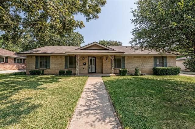 1713 Trinity Drive, Waco, TX 76710 (MLS #203567) :: NextHome Our Town