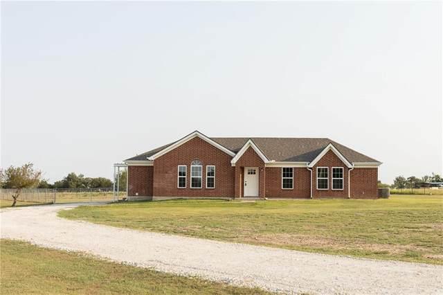 906 Penelope Highway, Hubbard, TX 76648 (MLS #203608) :: A.G. Real Estate & Associates