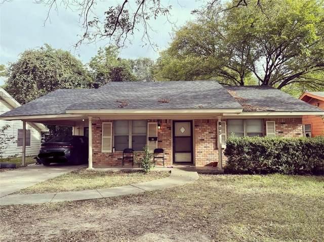605 Capps Street, Marlin, TX 76661 (MLS #203622) :: A.G. Real Estate & Associates
