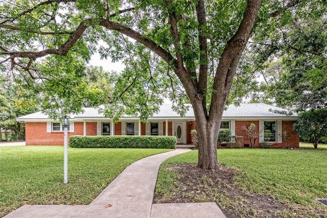 2915 N 42nd Street, Waco, TX 76710 (MLS #203635) :: A.G. Real Estate & Associates