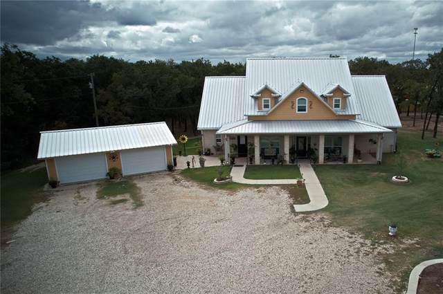 1131 W Denton Road, Axtell, TX 76624 (MLS #203636) :: A.G. Real Estate & Associates