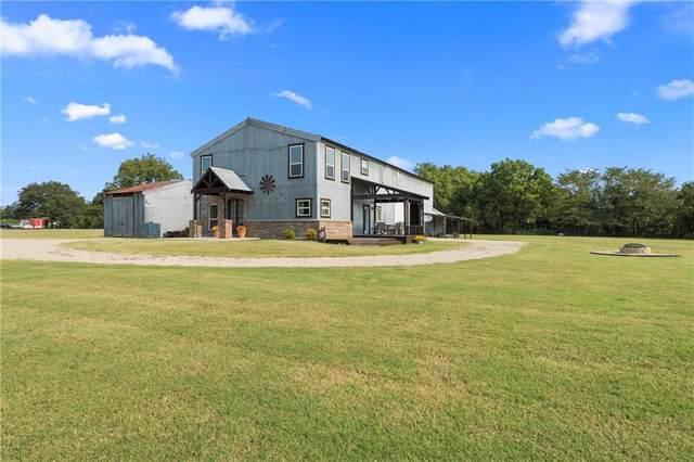 2529 Levi Parkway, Lorena, TX 76655 (MLS #203646) :: NextHome Our Town