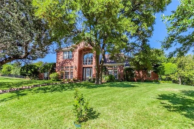 210 Cypress Court, Woodway, TX 76712 (#203647) :: Sunburst Realty