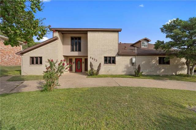 9433 Red River Drive, Woodway, TX 76712 (#203654) :: Sunburst Realty