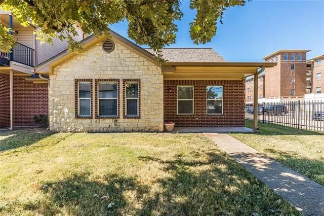 1401 Bagby Avenue #5, Waco, TX 76706 (MLS #203661) :: A.G. Real Estate & Associates